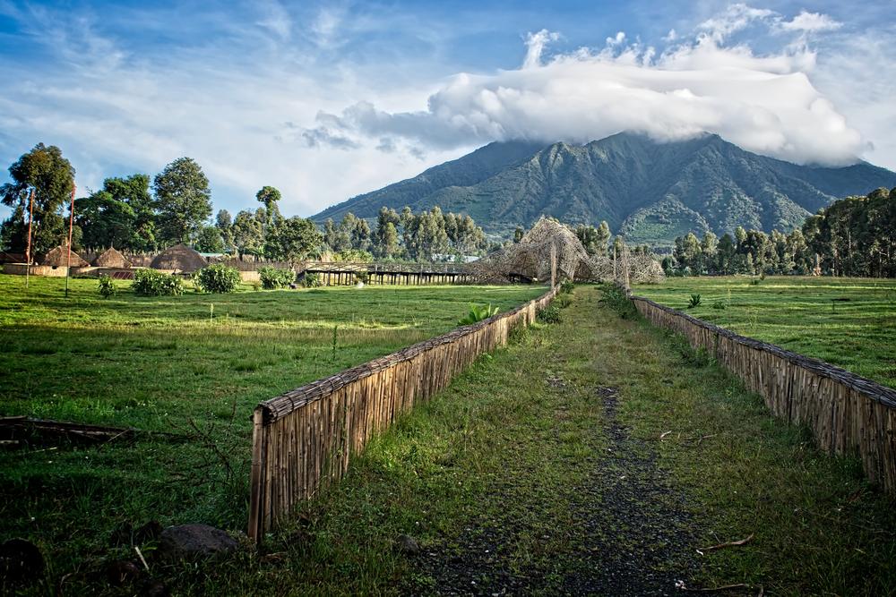 רואנדה - וולקאנו