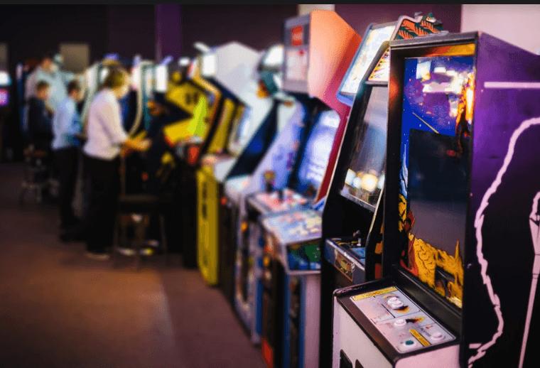 משחקי arcadeקלאסיים