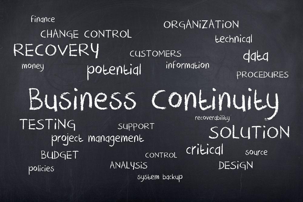 תוכנית להמשכיות עסקית זו לא אופציה כיום, זה הכרח שלא ניתן לוותר עליו